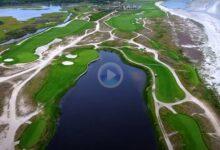 Conozca a vista de pájaro el Ocean Course, sede del US PGA, donde el viento es parte fundamental