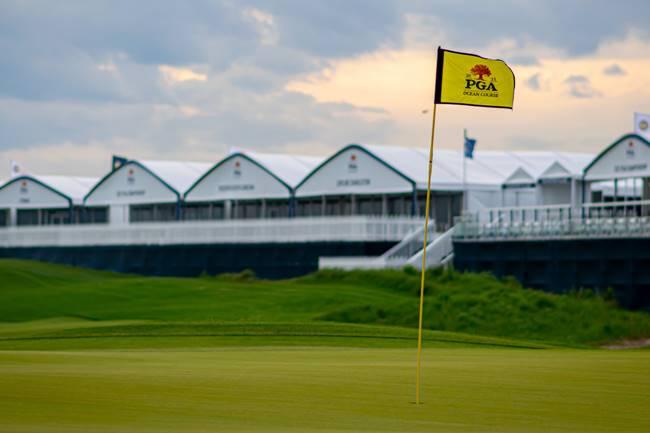 PGA Championship bandera