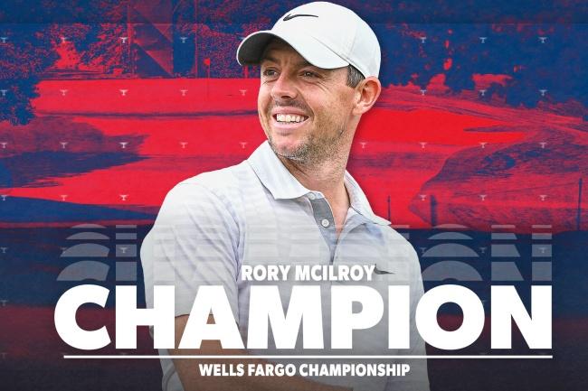 Rory McIlroy renace en uno de sus torneos fetiche para elevar a 19 sus triunfos en el PGA Tour