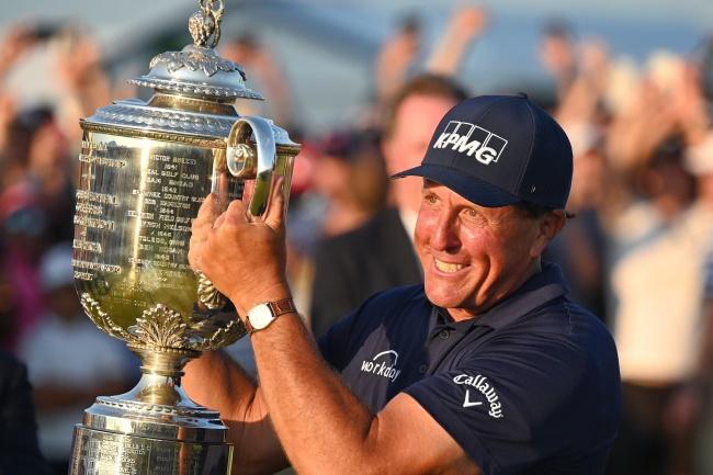 Phil Mickelson, US PGA 21, European Tour, PGA Tour, Ocean Course, Kiawah Island,