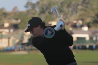 Pasen y vean el swing desde todos los ángulos a cámara lenta de Mickelson, campeón del US PGA