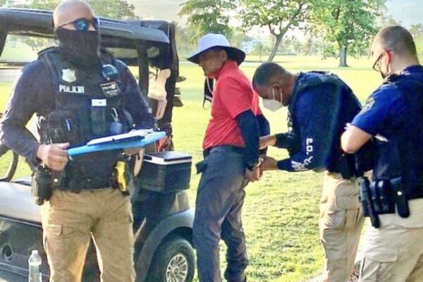 Una persona es detenida en un campo de Puerto Rico tras matar a un perro por quitarle la bola