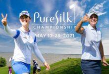Nuria Iturrioz y Luna Sobrón viajan hasta Virginia a la disputa del Pure Silk Champ., evento de la LPGA