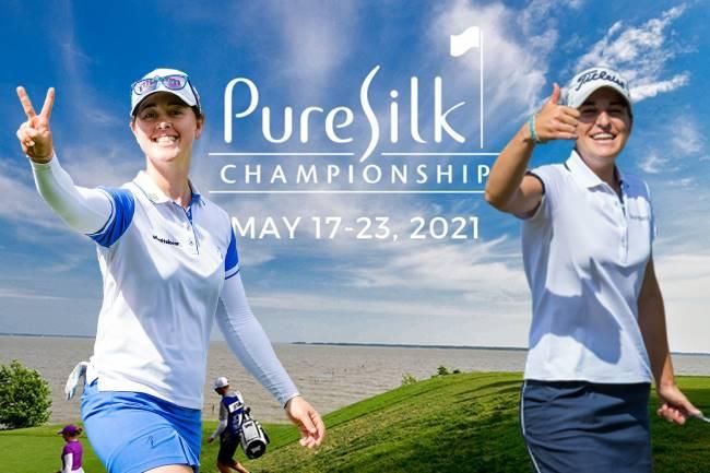 Pure Silk Championship Luna Sobrón y Nuria Iturrioz