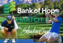 Carlota y Azahara entre las 64 jugadoras que toman parte en el LPGA Match Play a partir del miércoles