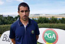 Ander Martínez es el nuevo presidente de la PGA de España. Jose V. Pérez estará en la vicepresidencia