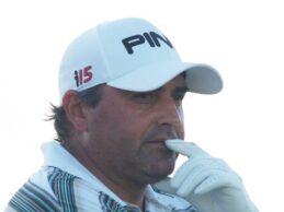 Brasil extradita al golfista Ángel Cabrera, detenido desde enero, acusado de violencia de género