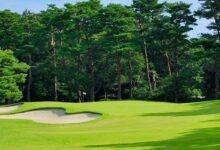 El Kasumigaseki CC, inaugurado en 1929, será el desafío al que se enfrenten los golfistas en Tokyo