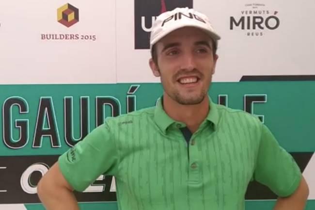 Alfonso Buendía campeón en Reus