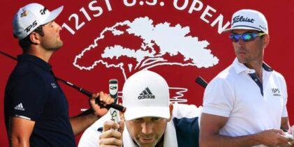 Jon Rahm, Sergio García y Rafa Cabrera ya están listos para el asalto al US Open, 3er Grande del año