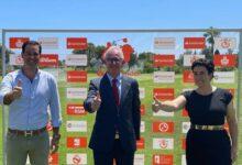Oliva Nova acoge el dobles del Santander Golf Tour. Fue presentado en las instalaciones del Club
