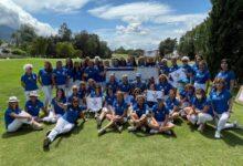 Más de 50 embajadoras de la Solheim Cup (Costa del Sol, Andalucía) recibieron su uniforme PING