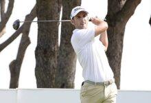 Emilio Cuartero toma posiciones en el Challenge de Cádiz. El tarraconense es segundo tras la 1ª ronda