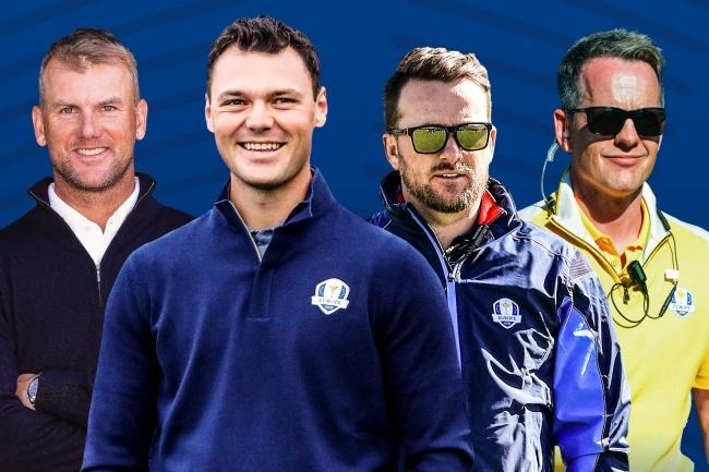 Martin Kaymer y Graeme McDowell, nuevos vicecapitanes de Europa para la Ryder Cup