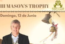 Font del Llop acoge el III Mason's Trophy, torneo en memoria del que fuera socio de honor del Club