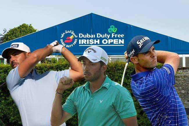 Irish Open 2021 Españoles