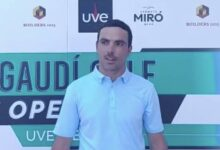 Juan Salama se descuelga con un 64 (-7) para dominar con autoridad el Gaudí Golf Open PGA