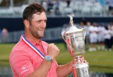 ¡Jon, tú sí que eres GRANDE! Rahm protagoniza un domingo para la historia y levanta el US Open