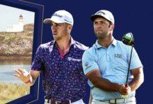 Jon Rahm y Justin Thomas confirman que estarán en el Abierto escocés a una semana de The Open