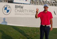 El chileno Mito Pereira vence por 3ª vez en el curso en el Korn Ferry y se gana el ascenso al PGA
