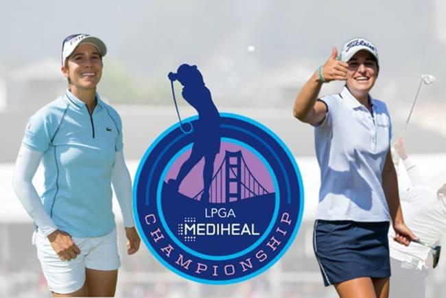 LPGA Mediheal Championship Azahara Muñoz y Luna Sobrón