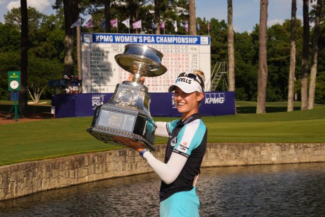 Nelly Korda, KPMG 21, Atlanta Athletic Club, LPGA,