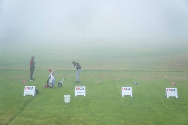 Niebla US Open