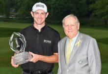 Patrick Cantlay deja a Jon Rahm sin el Jugador del Año del PGA Tour tras los votos de los jugadores