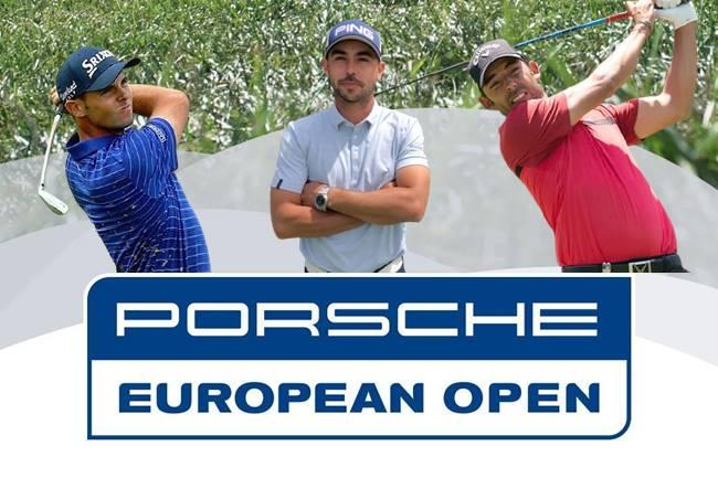 Porsche European Open Arnaus, Sebas García y Pablo Larrazábal