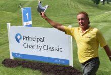 El Principal Charity Classic de Ohio, nuevo objetivo de Miguel Ángel Jiménez en el Champions Tour