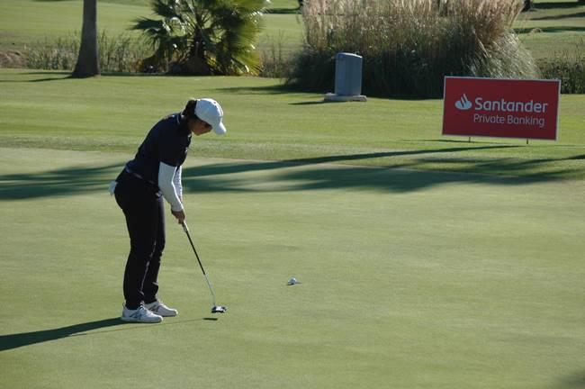 Santander Golf Tour Oliva Nova
