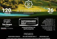 Mañana, sábado 26, da comienzo, en el campo de La Reserva Club, el Sotogrande Golf Challenge