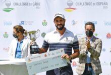 Santi Tarrío suma su 2ª victoria en 15 días en el Challenge tras conquistar el Challenge de España