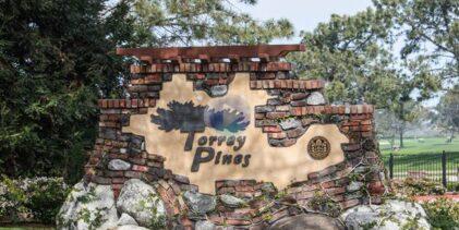 Conozca a vista de pájaro Torrey Pines, el magnífico campo que acoge la 121 edición del US Open