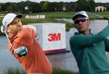 Sergio a por la Ryder y Rafa a por la tarjeta en el 3M Open. Mismo torneo PGA Tour, diferentes objetivos