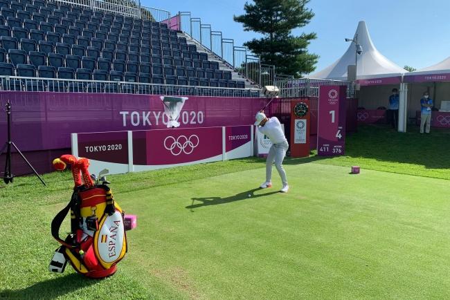 La Armada inicia los Juegos Olímpicos en negativo con Adri Arnaus al borde de las 10 primeras plazas