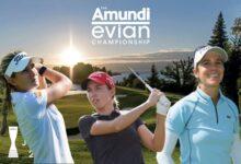 Carlota Ciganda, Azahara Muñoz y Luna Sobrón, al asalto del Evian, 4º Grande del año en este 2021