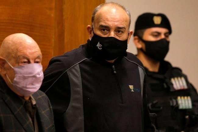 Ángel Cabrera durante el juicio. Foto @Tee_Off_Travel