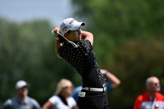 Carlota Ciganda, Dow Great 21, LPGA, Midland Country Club,