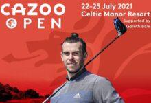 Seis españoles a la caza del Cazoo Open en Gales, evento cuyo anfitrión es el futbolista Gareth Bale
