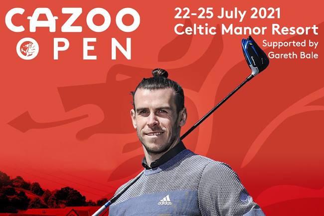 Cazoo Open Gareth Bale
