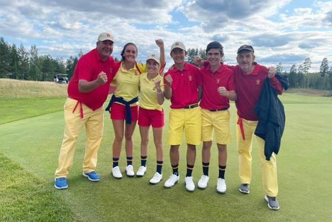 Jorge Siyuan Hao logra el oro en el Campeonato de Europa Sub 16 y plata para España por equipos