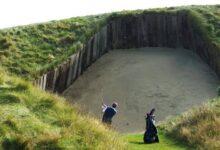 «El ataúd», la trampa en forma de búnker, que espera en St George's a los 156 golfistas del Open