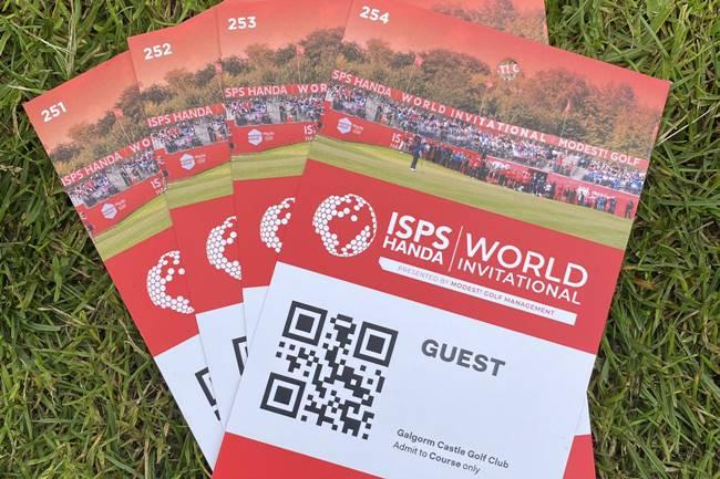 ET, LET y LPGA se dan la mano en el ISPS Handa World Invitational, evento que reúne a 288 golfistas
