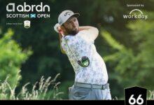 Rahm y Quirós se apuntan al Top 4 del Scottish Open tras una primera jornada de números bajos