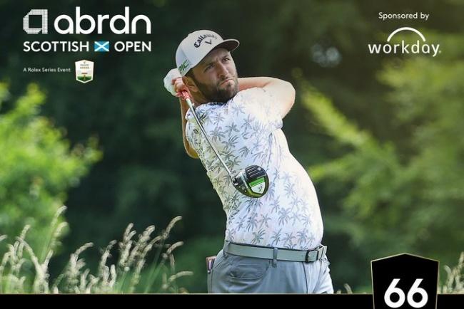 Jon Rahm, European Tour, Scottish Open 21, The Renaissance,