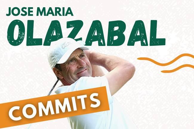 José María Olazábal Dicks Sporting Goods Open