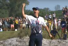 Justin Rose consiguió en Río de Janeiro el primer oro olímpico desde 1904. ¡Qué gran semana!