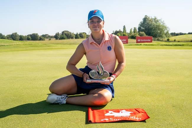 Marta Pérez campeona en Lerma