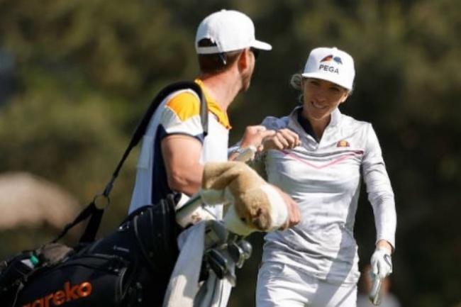 Mel Reid, LPGA,